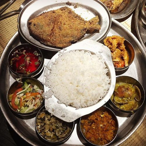 Image result for غذاهای گوا